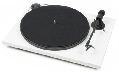 Pro-Ject Primary wit platenspeler