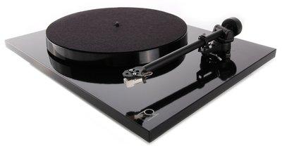 Rega Planar 1 black platenspeler