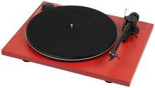 Pro-Ject Essential II rood platenspeler